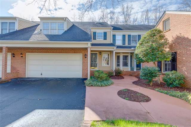 1212 Shadow Way, Greenville, SC 29615 (MLS #20224559) :: The Powell Group