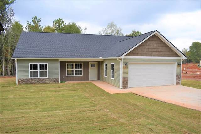 125 Jackson Circle, Anderson, SC 29625 (MLS #20224564) :: The Powell Group