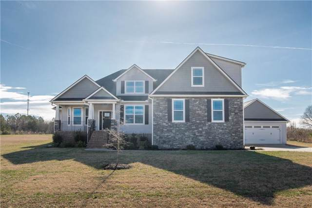 111 Jacob Lee Drive, Pelzer, SC 29669 (MLS #20224580) :: Tri-County Properties at KW Lake Region
