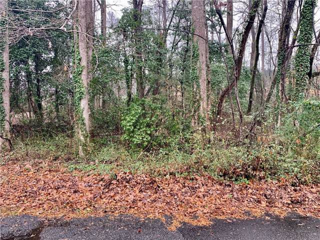 00 Biltmore Drive, Pickens, SC 29671 (MLS #20224589) :: Les Walden Real Estate