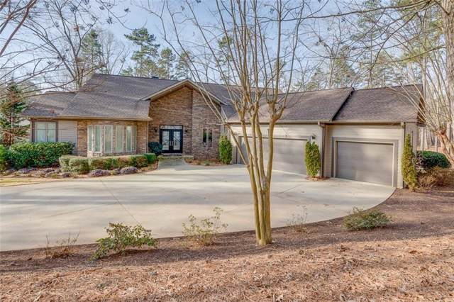 200 Wild Oak Court, Seneca, SC 29672 (MLS #20224599) :: Les Walden Real Estate