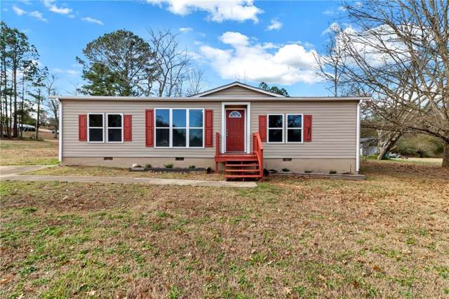 252 Earle Road, Central, SC 29630 (MLS #20224620) :: Prime Realty