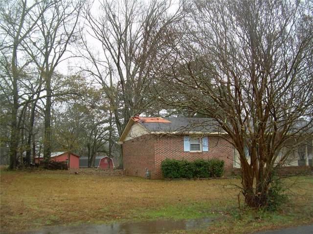 1333 Farmer Road, Starr, SC 29684 (MLS #20224621) :: Les Walden Real Estate