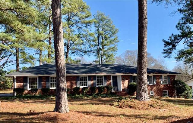 107 Loblolly Drive, Anderson, SC 29625 (MLS #20224626) :: Tri-County Properties at KW Lake Region