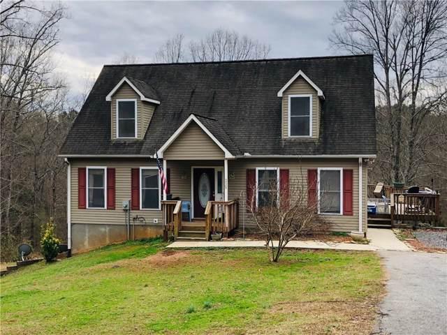 335 Thrasher Road, West Union, SC 29696 (MLS #20224629) :: Les Walden Real Estate