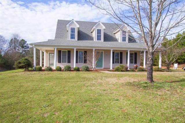 118 Hurst Avenue, Anderson, SC 29625 (MLS #20224649) :: The Powell Group
