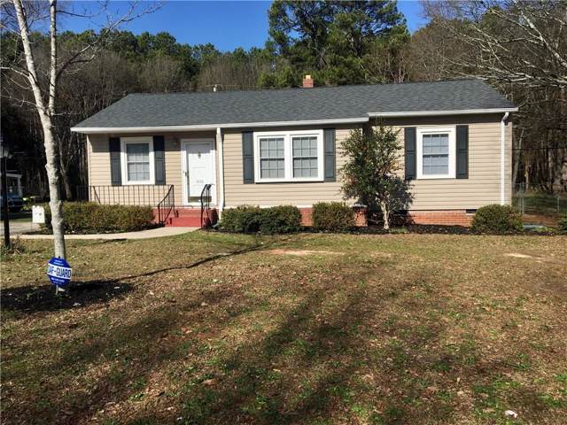 800 Camellia Drive, Anderson, SC 29625 (MLS #20224657) :: The Powell Group