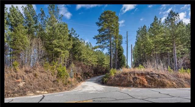00 Lydia Mountain Road, Salem, SC 29676 (MLS #20224681) :: Tri-County Properties at KW Lake Region