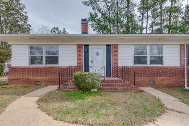 206 Concord Avenue, Anderson, SC 29621 (#20224697) :: Connie Rice and Partners