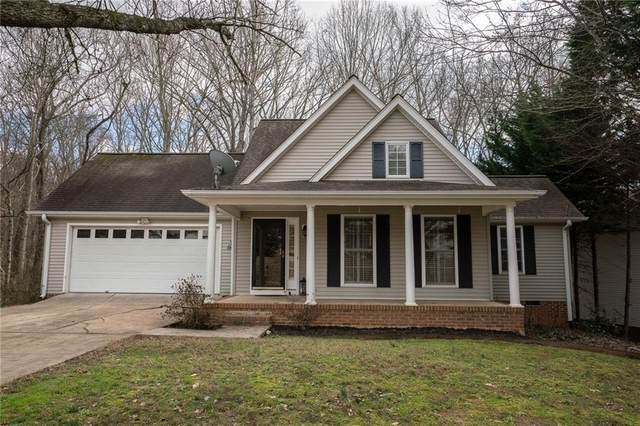 114 Grand Oak Circle, Pendleton, SC 29670 (#20224698) :: Connie Rice and Partners