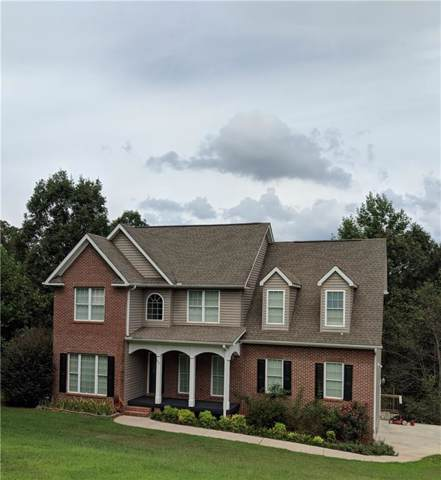 237 Stone Pond Way, Seneca, SC 29678 (#20224703) :: Connie Rice and Partners