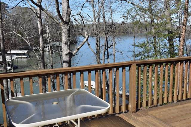 219 Lakeview Drive, Townville, SC 29689 (MLS #20224705) :: Tri-County Properties at KW Lake Region