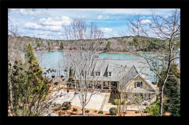 426 E Waterside Drive, Seneca, SC 29672 (MLS #20224711) :: Tri-County Properties at KW Lake Region