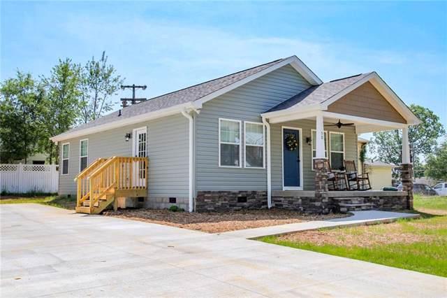 411 Bulwinkle Street, Walhalla, SC 29691 (MLS #20224717) :: Les Walden Real Estate