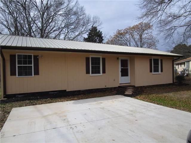 531 Stone Drive, Anderson, SC 29625 (MLS #20224720) :: Les Walden Real Estate