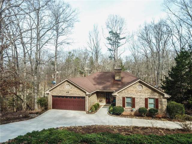 315 Nicklaus Rd Road, Westminster, SC 29693 (MLS #20224721) :: The Powell Group