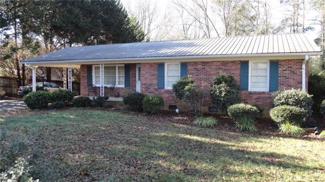 102 Glendale Street, Belton, SC 29627 (MLS #20224723) :: The Powell Group