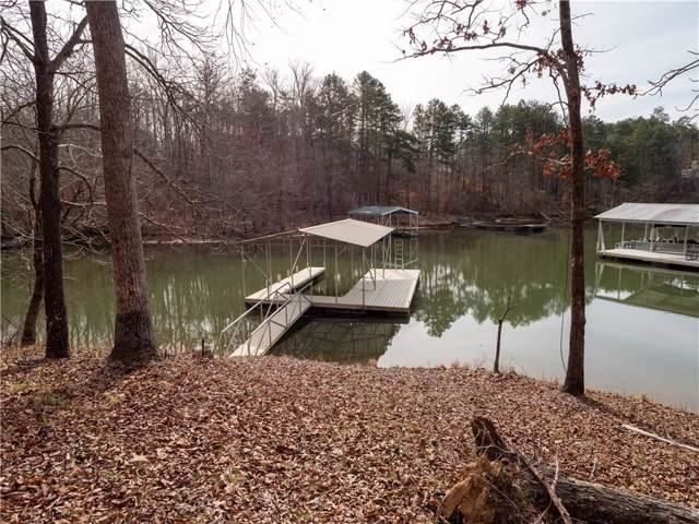 00 Rigsbee Road, Westminster, SC 29693 (MLS #20224729) :: Tri-County Properties at KW Lake Region