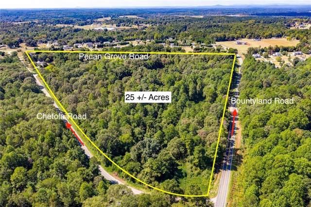 00 Bountyland Road, Seneca, SC 29672 (MLS #20224744) :: Tri-County Properties at KW Lake Region