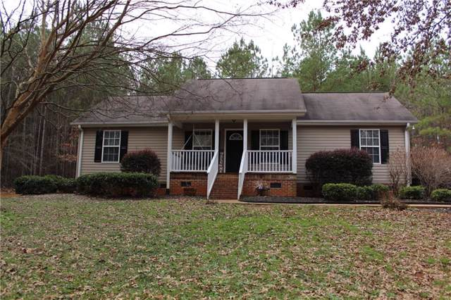 2130 Meece Mill Road, Pickens, SC 29671 (MLS #20224749) :: The Powell Group