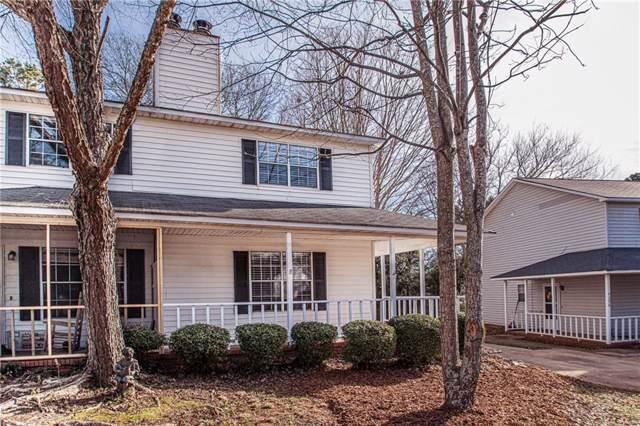 4308 Lexington Way, Anderson, SC 29621 (MLS #20224751) :: Tri-County Properties at KW Lake Region