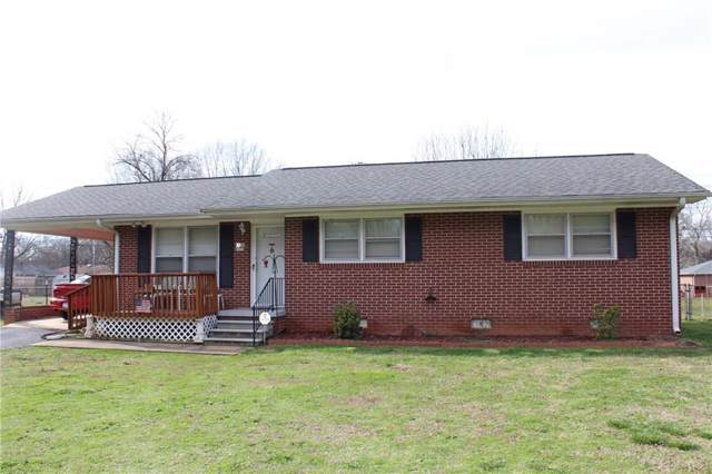 3000 Plainfield Drive, Anderson, SC 29624 (MLS #20224755) :: The Powell Group