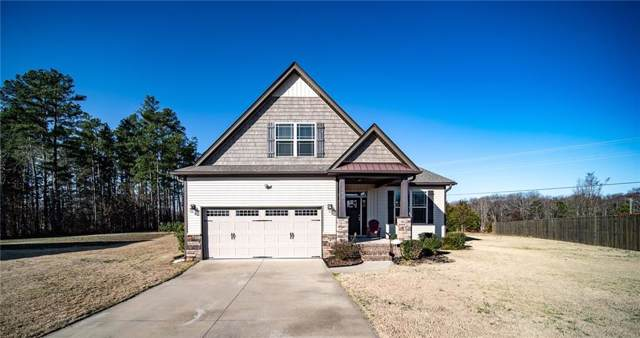 202 Pineknoll Circle, Easley, SC 29642 (MLS #20224757) :: The Powell Group