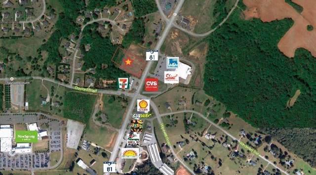 NPA Lot A Highway 81 Highway, Anderson, SC 29621 (MLS #20224774) :: Tri-County Properties at KW Lake Region