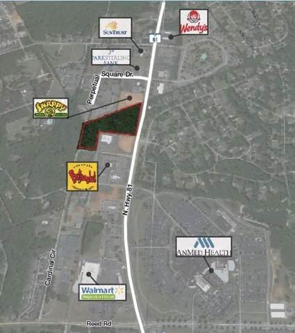 NPA N Highway 81 Highway, Anderson, SC 29621 (MLS #20224775) :: Tri-County Properties at KW Lake Region