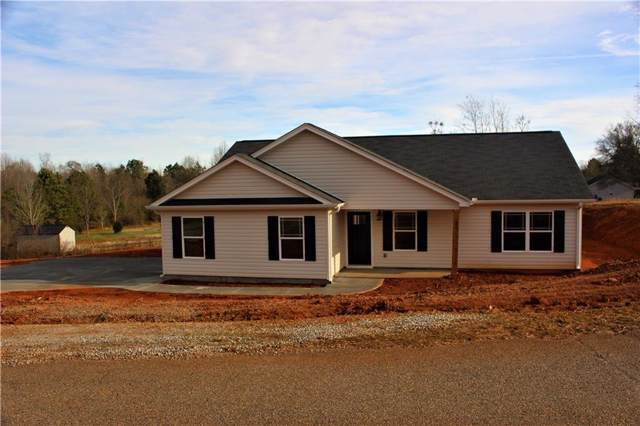 104 Stanmoore Drive, Anderson, SC 29621 (MLS #20224780) :: The Powell Group