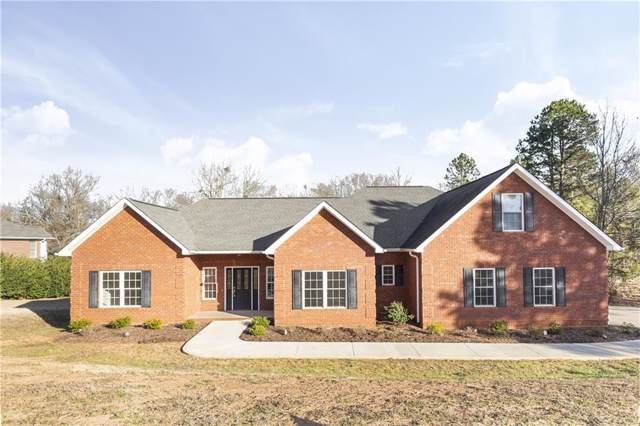 112 Pinion Lane, Anderson, SC 29621 (#20224789) :: Connie Rice and Partners
