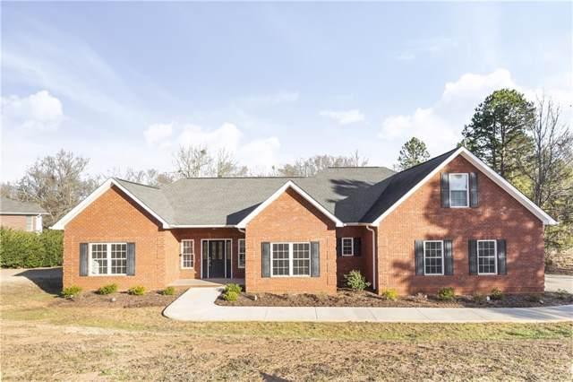 112 Pinion Lane, Anderson, SC 29621 (MLS #20224789) :: Les Walden Real Estate
