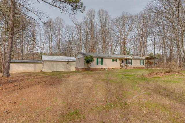 100 Saddle Trail, Anderson, SC 29621 (MLS #20224802) :: The Powell Group