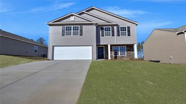 202 Millhone Way, Pendleton, SC 29670 (MLS #20224808) :: Les Walden Real Estate