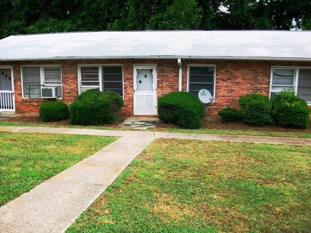 311 Old Greenville Highway, Clemson, SC 29631 (MLS #20224810) :: The Powell Group