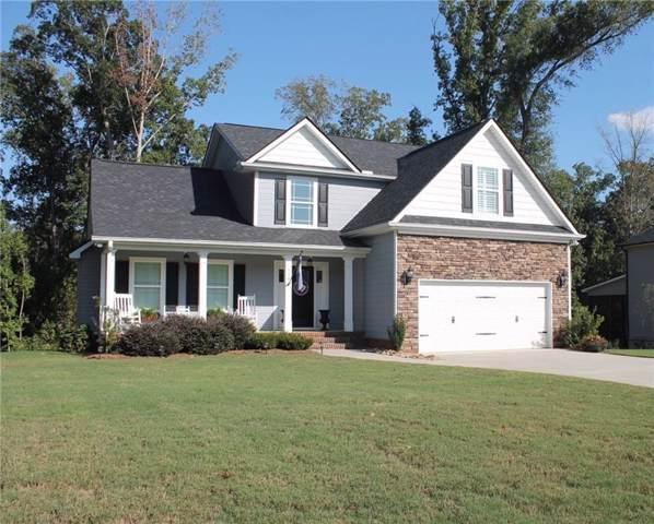 114 Tinsley Drive, Anderson, SC 29621 (MLS #20224812) :: Les Walden Real Estate
