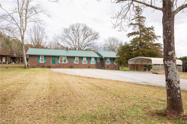 205 Dairy Farm Road, Westminster, SC 29693 (MLS #20224814) :: The Powell Group
