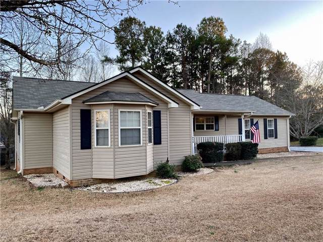 415 Snead Road, Walhalla, SC 29691 (MLS #20224822) :: Tri-County Properties at KW Lake Region