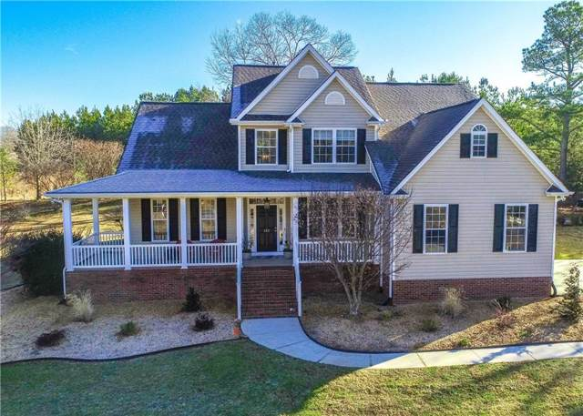 111 Bancroft Court, Central, SC 29630 (MLS #20224823) :: The Powell Group