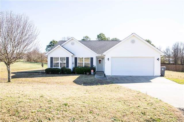 107 Chicoma Drive, Townville, SC 29689 (MLS #20224834) :: Tri-County Properties at KW Lake Region