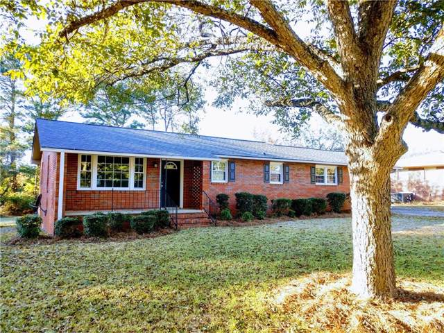 304 Nelson Drive, Anderson, SC 29621 (MLS #20224835) :: Les Walden Real Estate