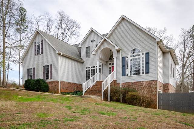 107 Green Ridge Drive, Easley, SC 29642 (#20224838) :: J. Michael Manley Team