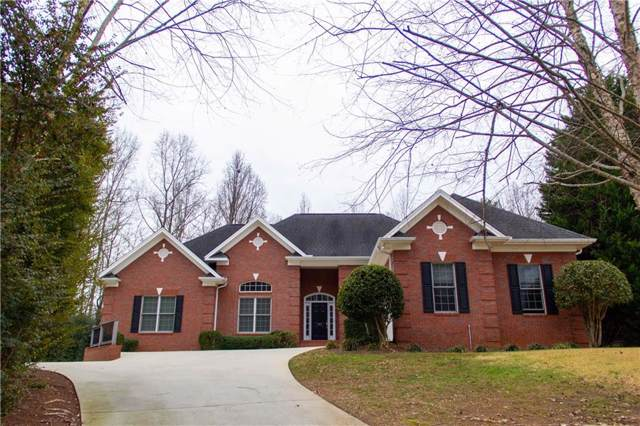 102 Sugar Maple Court, Clemson, SC 29631 (MLS #20224843) :: Les Walden Real Estate