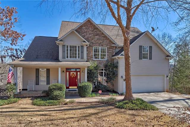 110 Heritage Woods Trail, Marietta, SC 29661 (MLS #20224852) :: The Powell Group