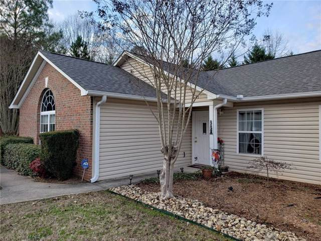 112 Reef Court, Easley, SC 29642 (#20224864) :: Connie Rice and Partners