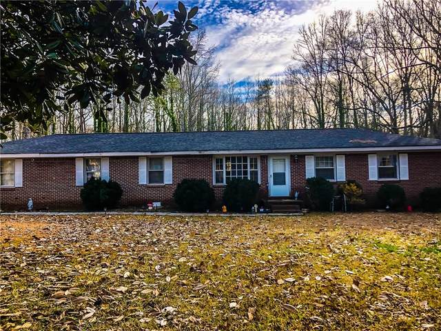 8138 Liberty Highway, Liberty, SC 29657 (MLS #20224870) :: The Powell Group