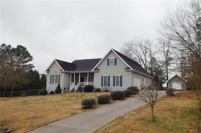 201 Star View Drive, Seneca, SC 29672 (MLS #20224881) :: Tri-County Properties at KW Lake Region