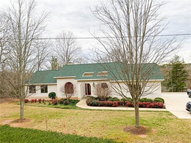 101 Gordon Drive, Townville, SC 29689 (#20224884) :: Connie Rice and Partners