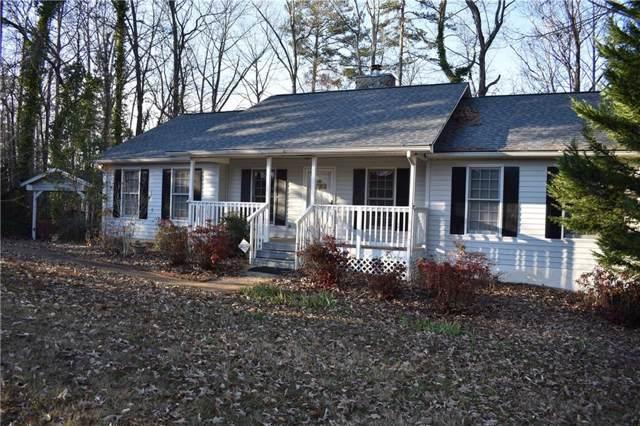 285 Joann Circle, Fair Play, SC 29643 (MLS #20224887) :: Les Walden Real Estate