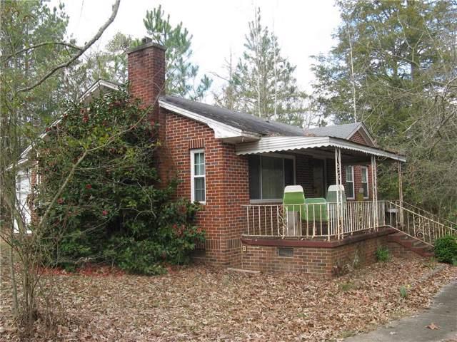 818 Barnes Station Road, Iva, SC 29655 (MLS #20224899) :: Tri-County Properties at KW Lake Region